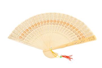 Hand Fan Wood
