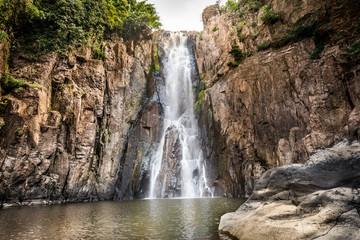 Haew Narok, Deep Forest beautifulwaterfall at Thailand