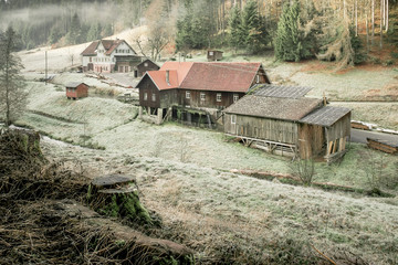 Black Forest Houses