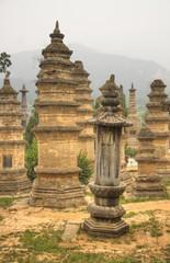 shaolin temple henan province china