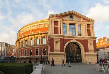 The Royal Albert Hall, London, England