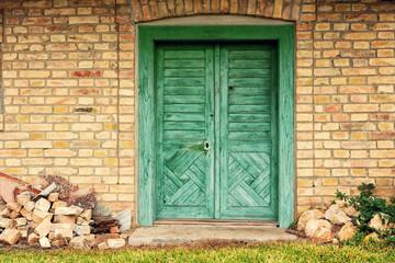 Vintage door