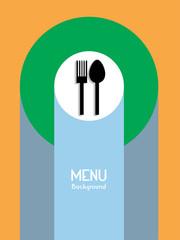 Food Menu Background