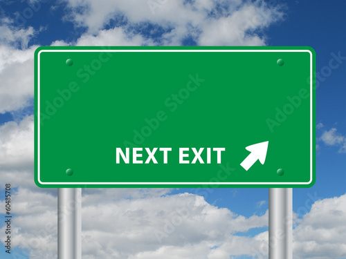 road sign template signpost notice board traffic blank stock