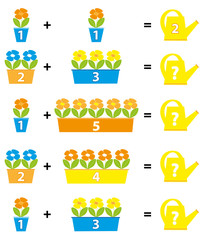 math flowers