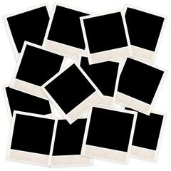 polaroid vintage gruppo