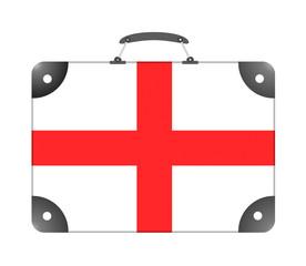 Suitcase England