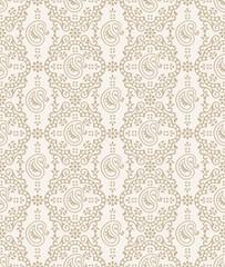 Seamless designer pattern