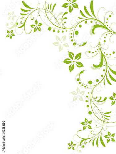 floral blatt blumen bl tter bl te bl ten fr hling gr n stockfotos und lizenzfreie vektoren. Black Bedroom Furniture Sets. Home Design Ideas