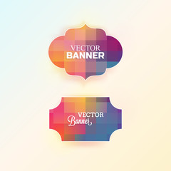 Abstract backgrouns. Vector illustration