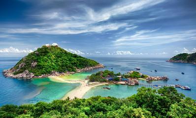 Fototapeta NangYuan and Tao island obraz