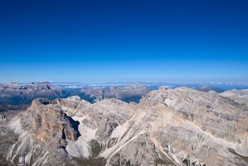 Lagazuoi und Sellagruppe - Dolomiten
