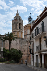 View of Sitges