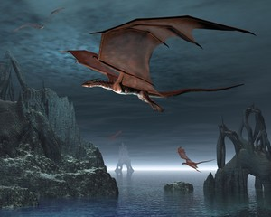 Red Dragon Islands