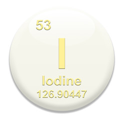 Periodic Table I Iodine
