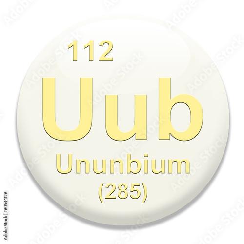 Periodic table uub ununbium stock photo and royalty free images on periodic table uub ununbium urtaz Choice Image