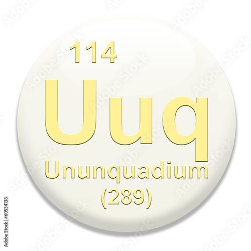 Periodic table uuq ununquadium stock photo and royalty free images periodic table uuq ununquadium urtaz Image collections