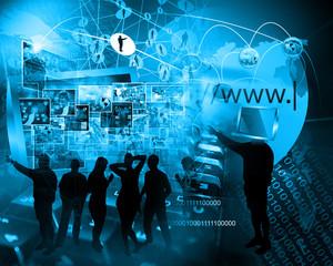 world of internet