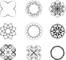 graphic symbols