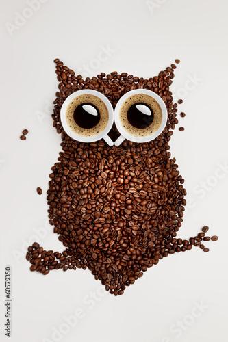 кофе сова еда загрузить