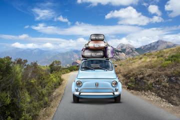Sur la Route des vacances