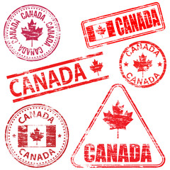 Canada Rubber Stamps