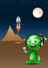alien music