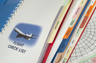 Airplane operations manual
