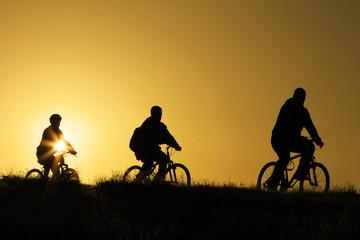 doğaya bisiklet yolculuğu
