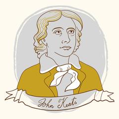 John Keats Portrait.