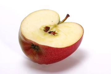 halber Apfel