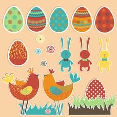 Easter set.