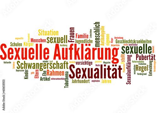 Sexuelle Aufklärung Aufklärung Sexualität Pubertät Stockfotos