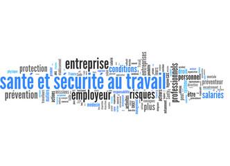 santé et sécurité au travail (prévention, protection)
