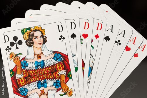 Kartenspiel Doppelkopf