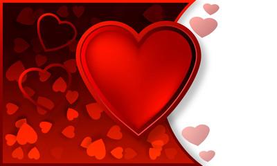 Heart vidkrytka