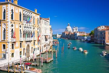 Spoed Fotobehang Venetie Venice