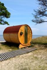creative cottage on seaside