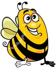 cartoon bee 03