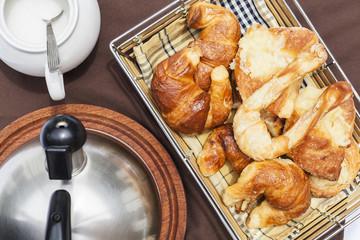 Argentinian Traditional Breakfast
