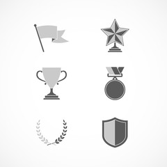 Game winning awards and recognition signs