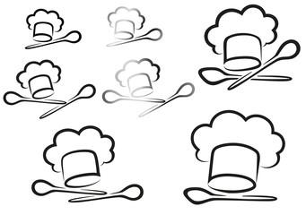 Kochsymbol, Kochmützen