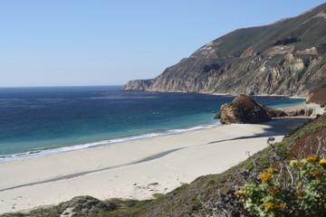 paesaggio marino californiano