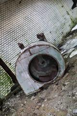 industrielle Überreste