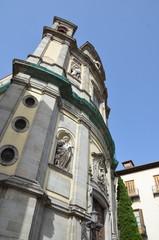 Basilique San Miguel, Madrid, Espagne