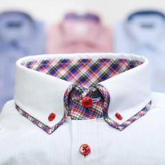 fashion man business shirt
