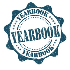 Yearbook stamp