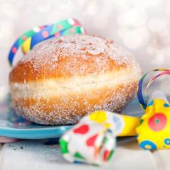 Karneval - Pfannkuchen