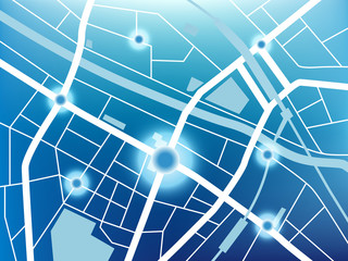 レーダーマップ