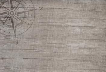 Maritimer Holz Hintergrund